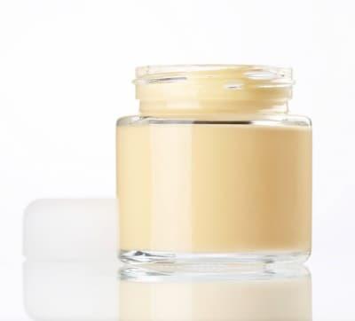 Distelöl Creme für die Haut